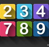 Die Zahlen (1-10)