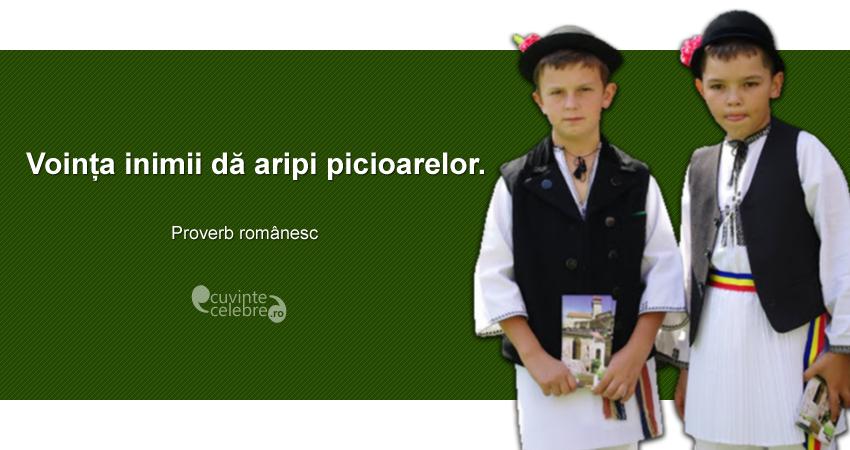 Proverbe populare romanesti.-1