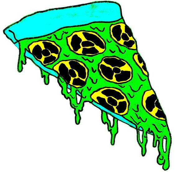 Misiunea Pizza Radioactivă