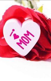 De ziua mamei…