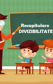 Divizibilitate