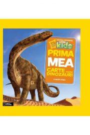Prima mea carte despre dinozauri