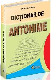 Test de gramatică – Antonime