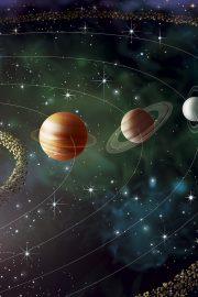 Univers, planete și corpuri cerești-(2)