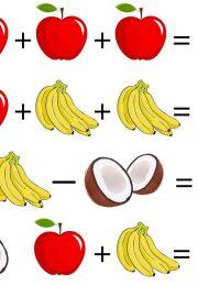 Matematică adunari