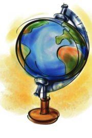 Test geografie universală