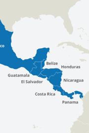 Geografie: America Centrala
