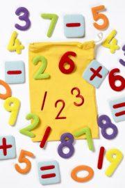 Înmultirea  numerelor întregi