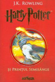 Harry Potter cartea 6