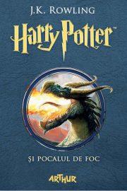 Harry Potter cartea 4